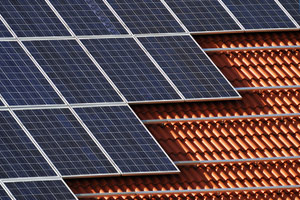 Solar energy - photovoltaic energy and solar panels installations