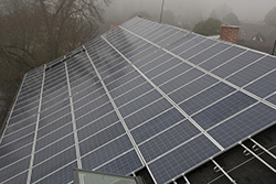 Picture of 28.5 kWp PV system