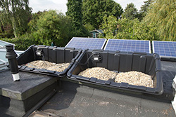 Picture of 2.5 kWp PV system