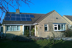 Picture of 2.53 kWp PV system