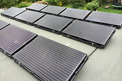 Picture of 3.92 kWp PV system