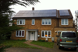 Picture of 7.95 kWp PV system
